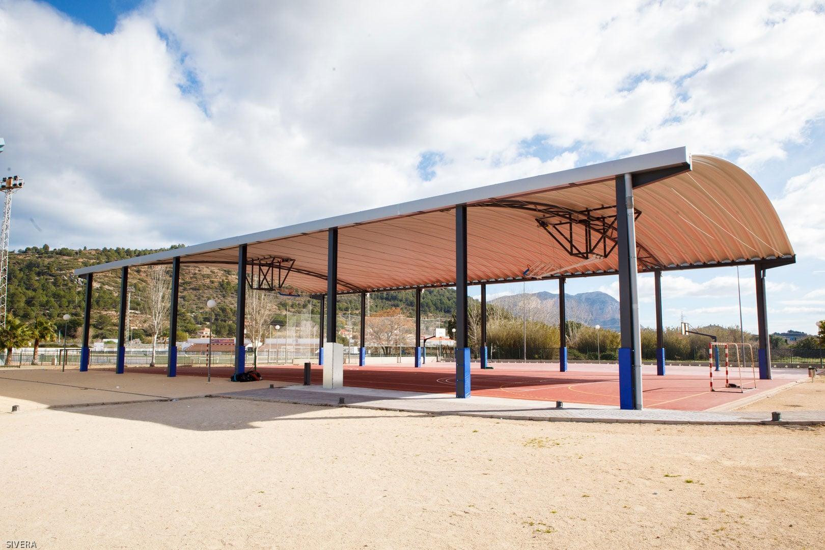 Obras Deportivas - Baloncesto