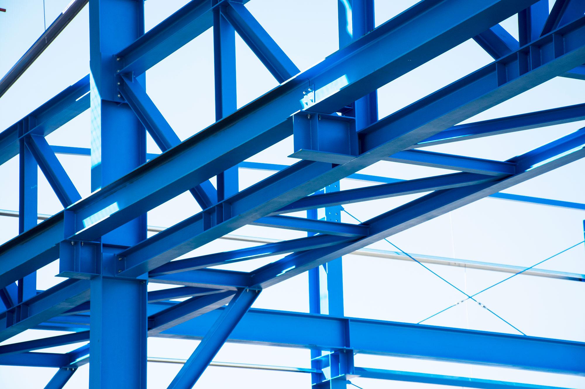 Esguín - Obras industriales