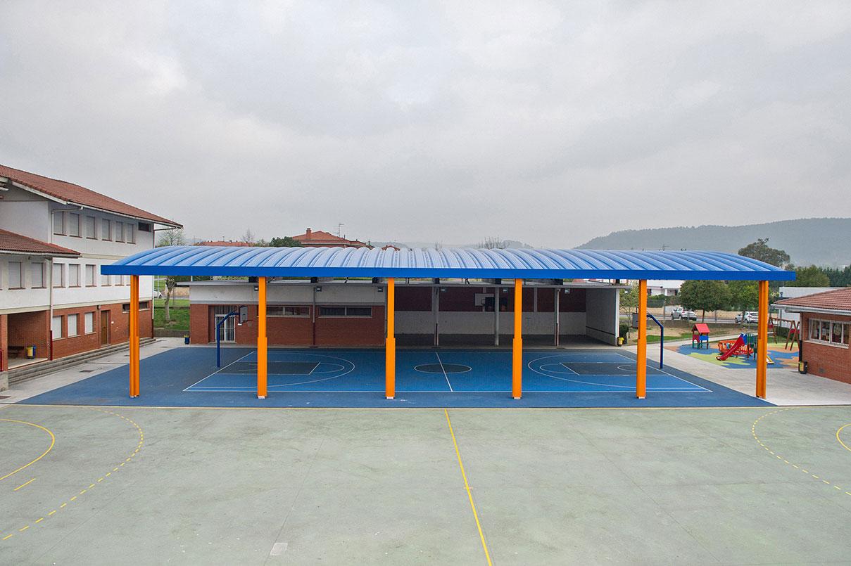 Obras Deportivas - Mini basket