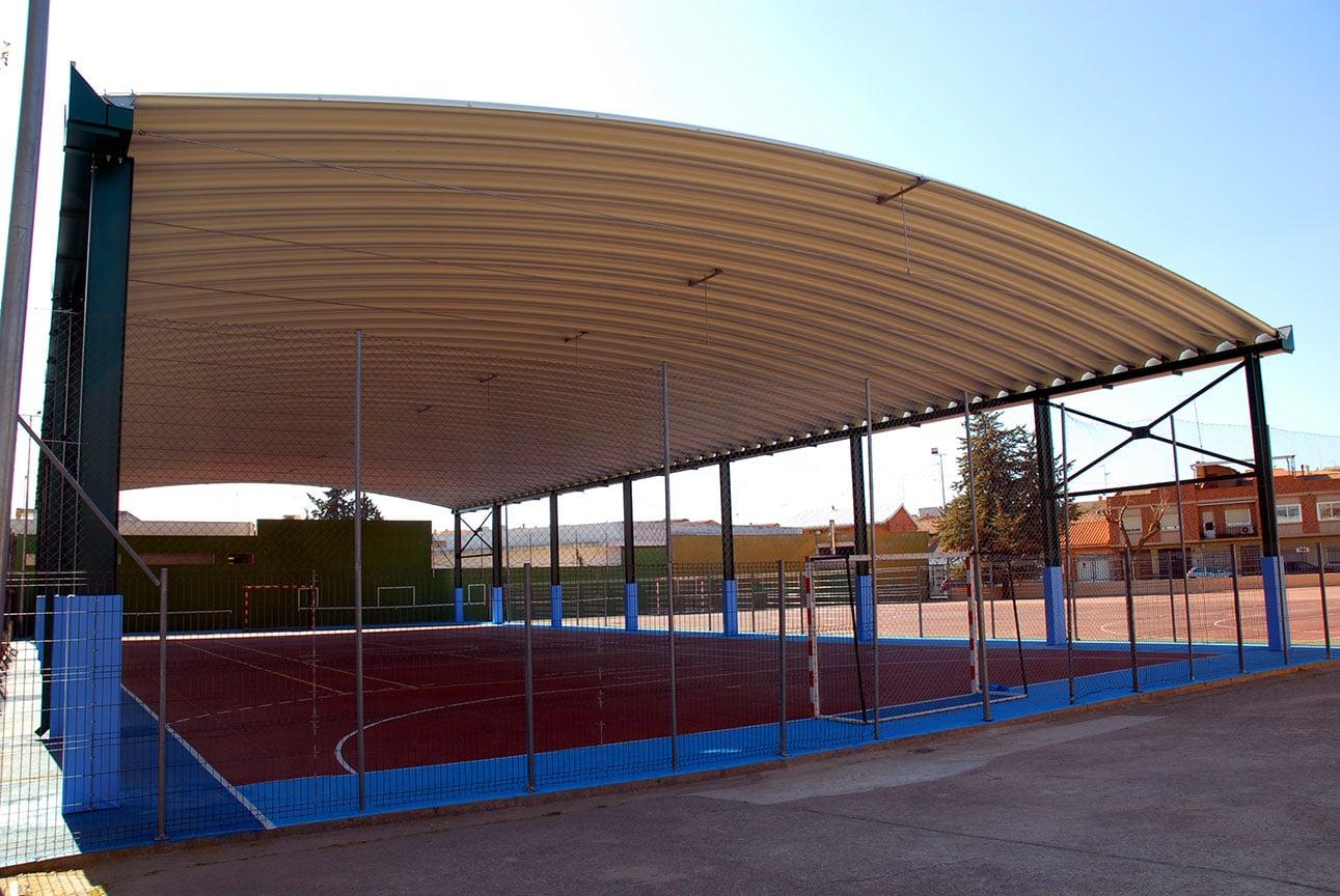 Obras Deportivas - Fútbol sala