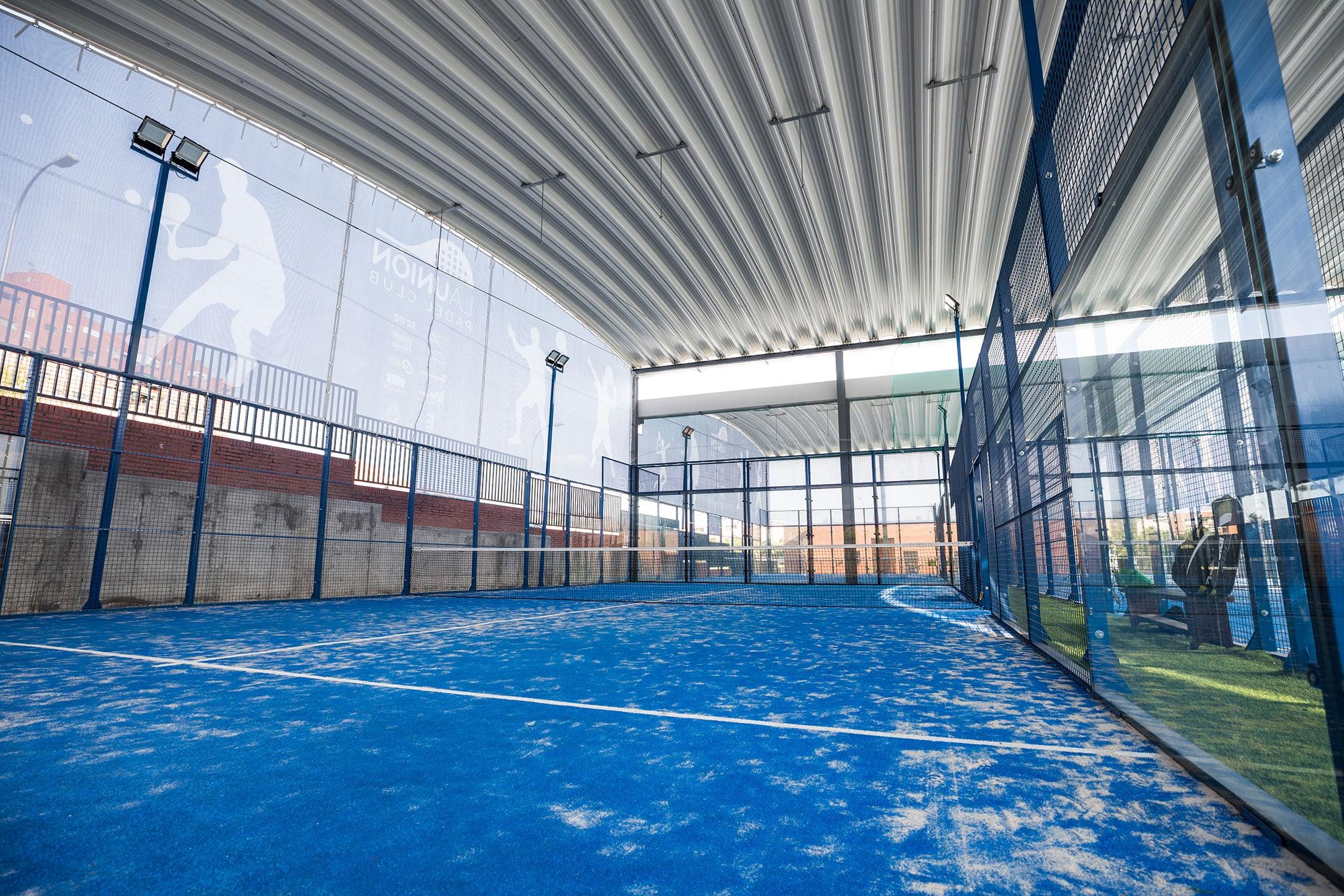 Obras deportivas - Pádel
