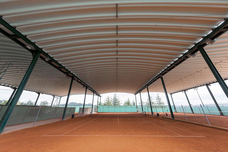 Obras deportivas - Tenis